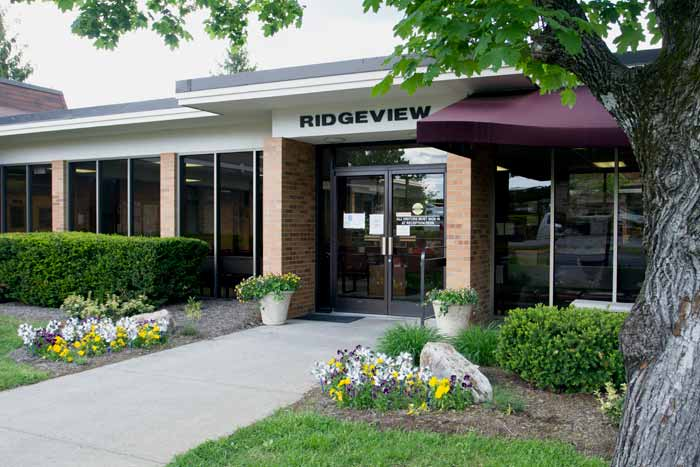 Anderson County Main Center Ridgeview Behavioral Health Services